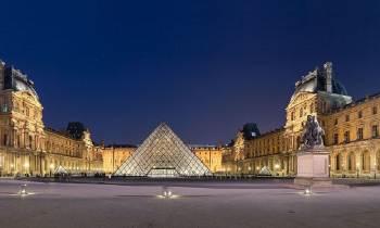 """Ola de terrorismo en Francia """"hace caer visitas"""" al Museo del Louvre"""