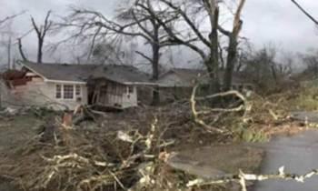 Las tormentas causan 11 muertos y 23 heridos en Georgia (EEUU)