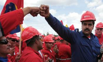 La purga anticorrupción en Venezuela paraliza a la petrolera PDVSA