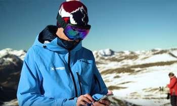 Drones, wifi y realidad virtual, así son las estaciones de esquí modernas