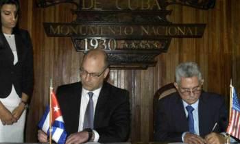 Cuba y dos puertos de Mississippi (EE.UU.) firman convenios de colaboración