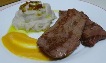 Filete de Avestruz a la Cubana por CiberCuba Cocina