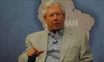 El estadounidense Richard Thaler premiado con el Nobel de Economía 2017