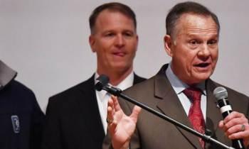 Candidato republicano pierde las elecciones al Senado por Alabama pese al apoyo de Trump