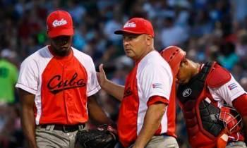 Estados Unidos pinta de blanco a Cuba y asegura tope amistoso de béisbol
