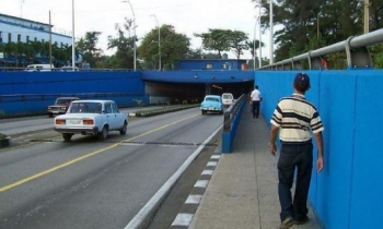 Medidas por la reparación del túnel de 5ta Avenida en La Habana