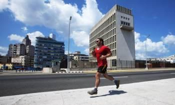 Vecinos de la Embajada de EE.UU. en La Habana están preocupados con las nuevas medidas