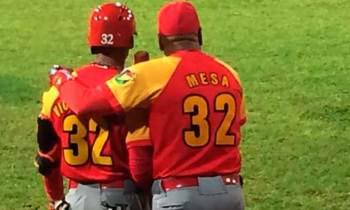 Víctor Víctor Mesa podría jugar con Industriales en la próxima Serie Nacional de Béisbol