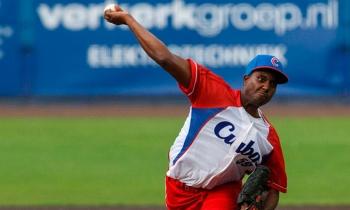Vladimir Baños paraliza a Mexicali y Granma gana su tercer partido en la Serie del Caribe de Béisbol