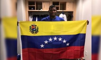 Yasiel Puig se solidariza con la oposición en Venezuela
