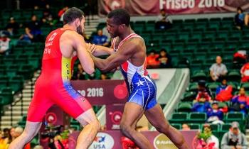 Cuba gana 4 medallas de oro en la greco del Panamericano de Lucha