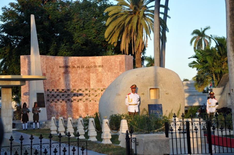 Cementerio Santa Ifigenia, Coppelia