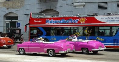 En Cuba todavía circula una asombrosa cantidad de autor fabricados en Estados Unidos en los años 50