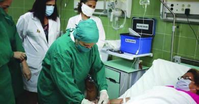 En el día de hoy39 trabajadores de la salud resultaron positivos al coronavirus, para un total de180 desde inicios de