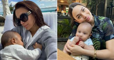 La cubana no se quedó callada después de que una usuaria le dedicase comentarios desagradables hablando sobre su hijo