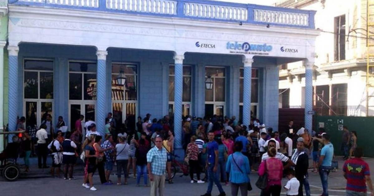 Hechos vandálicos en Holguín afectan servicios de ETECSA