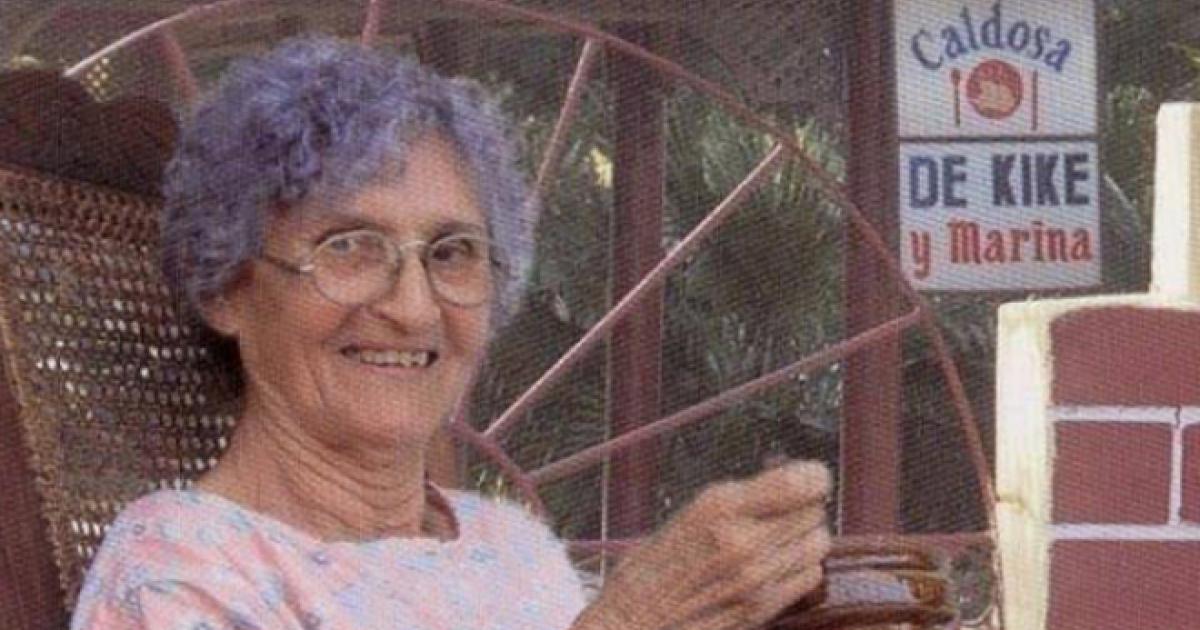 Falleció Luz Marina Zaldívar, la mujer que inspiró el popular tema