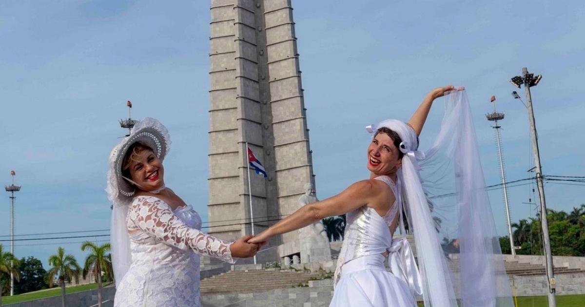 Matrimonio Simbolico A Cuba : Una boda simbólica en defensa del matrimonio gay en cuba y mucho más