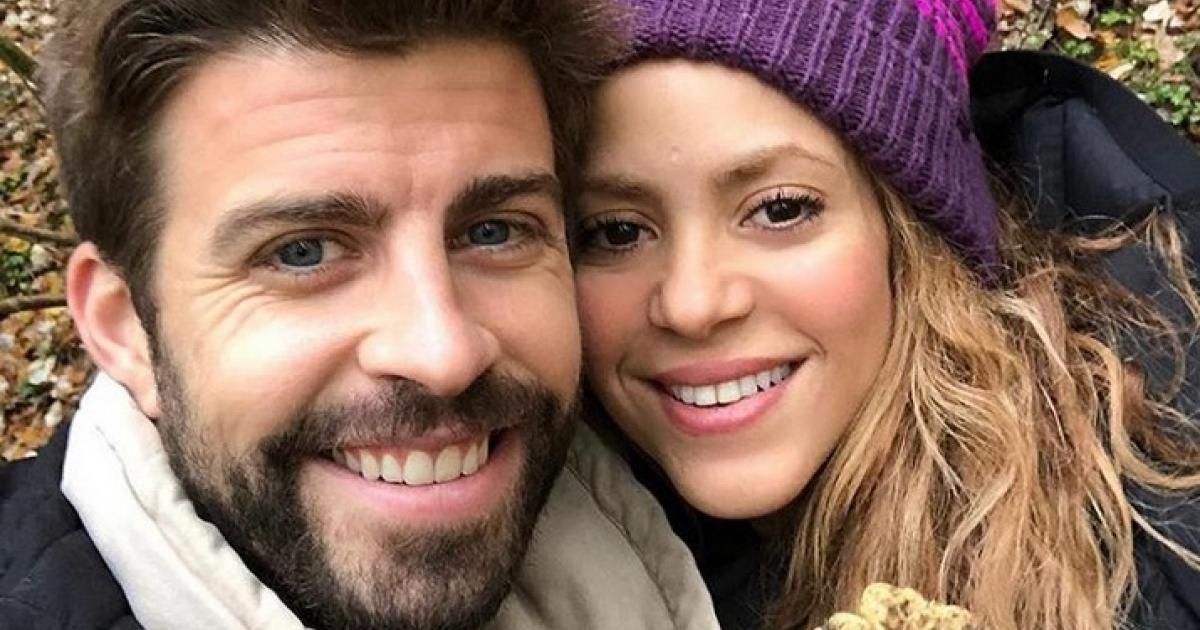 Shakira cumple dos sueños junto a Gerard Piqué