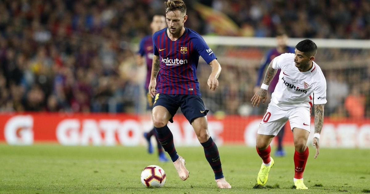 Sevilla-Barcelona, el plato fuerte de cuartos de final de la Copa ...