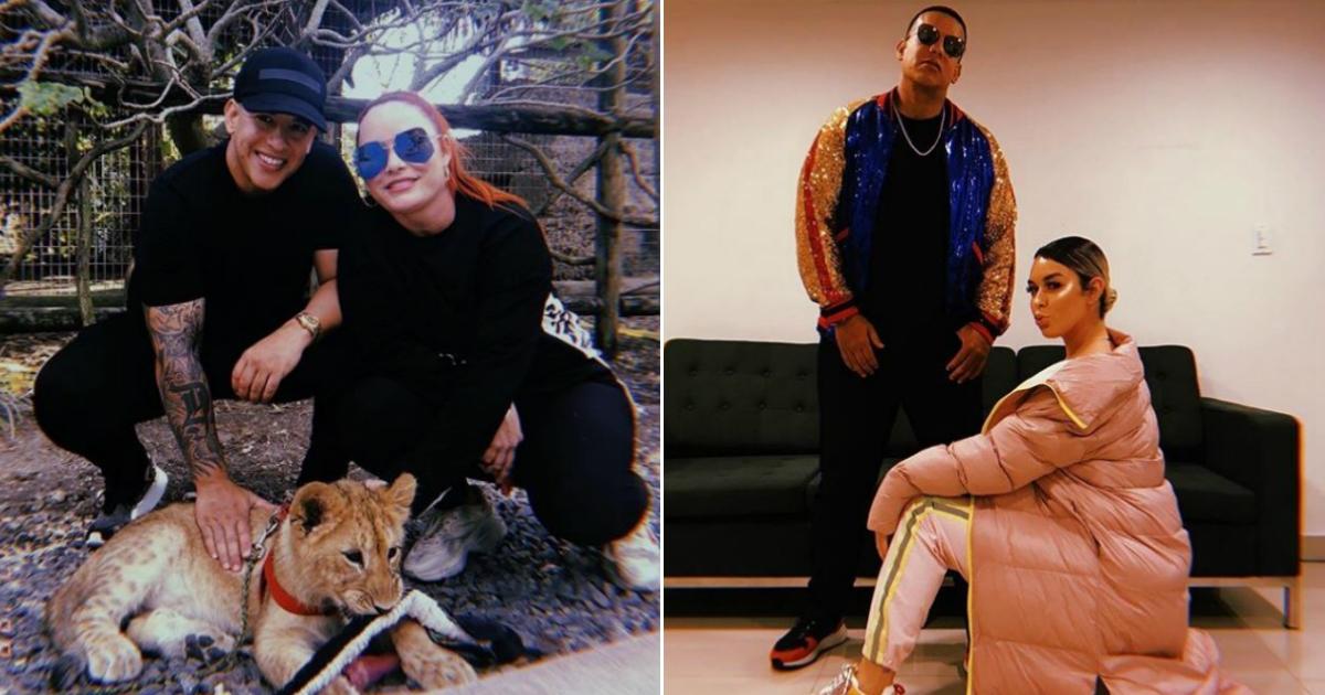 La Esposa Y La Hija De Daddy Yankee Le Dedican Emotivas