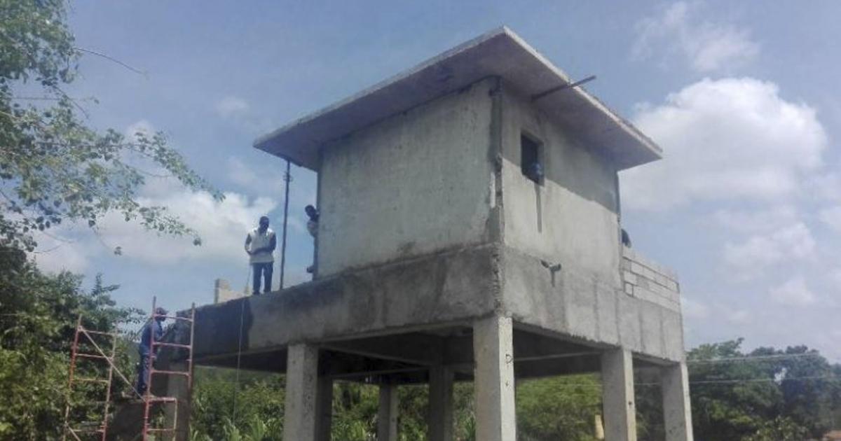 Varios barrios en Trinidad solo reciben agua cada 12 días