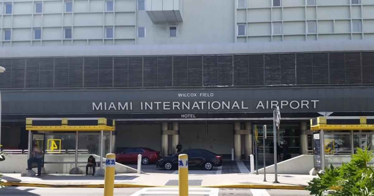 comunicado del aeropuerto internacional de miami tras