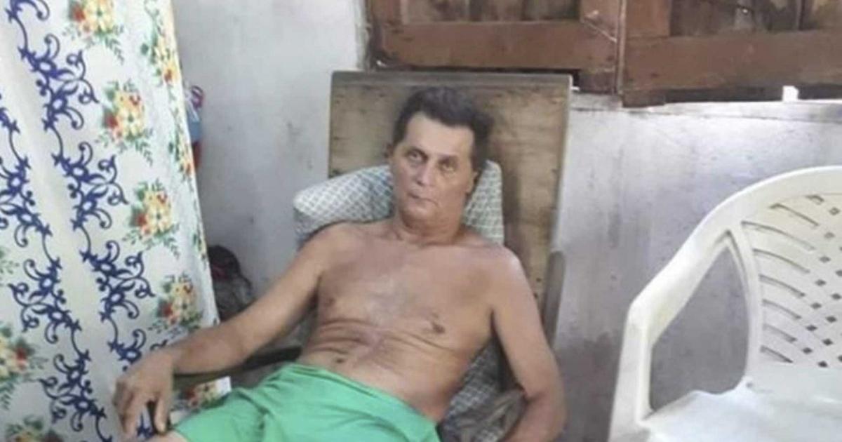 Image result for cubano en huelga de hambre