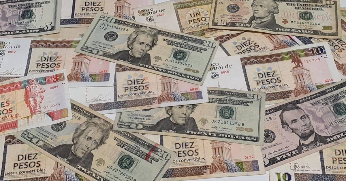 Mercado Informal Cubano