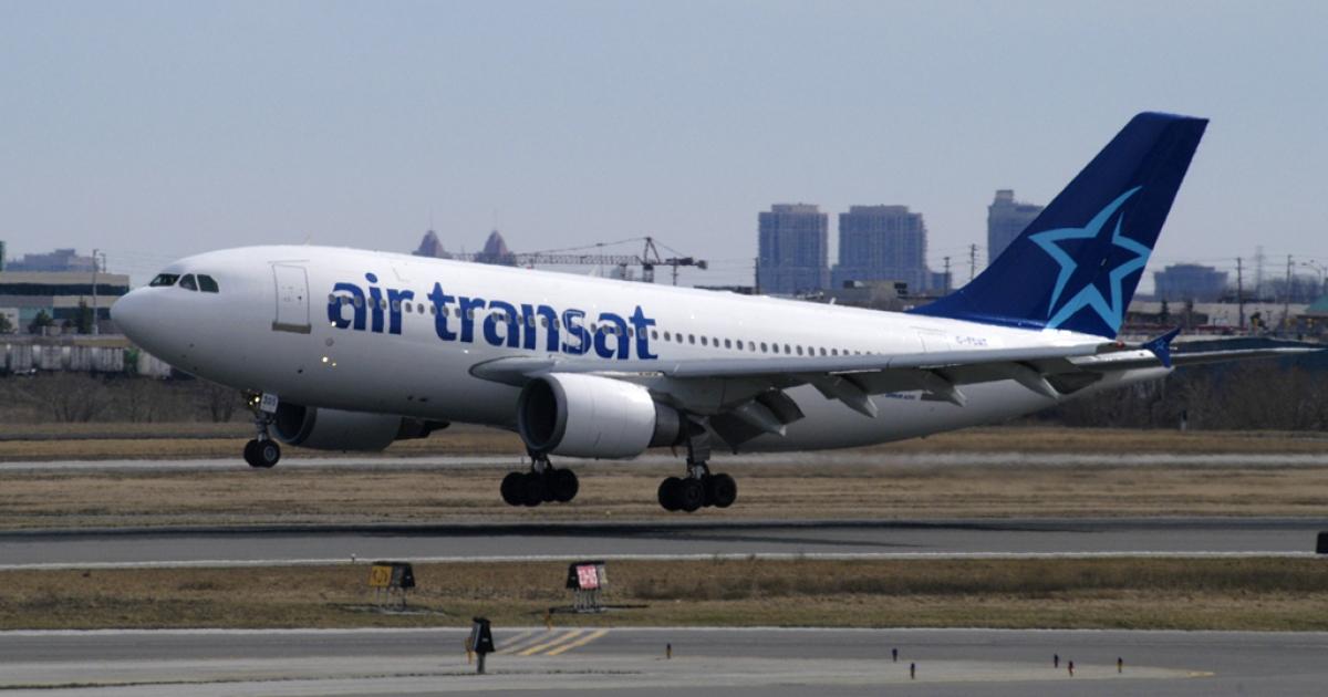 Aterriza de emergencia en la Florida vuelo Cuba-Canadá de Air Transat - CiberCuba