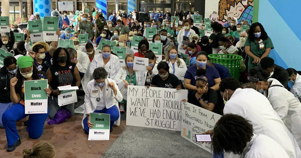 Toque De Queda En Miami Dade Se Adelanta Para Las 9 00 P M Debido A Protestas