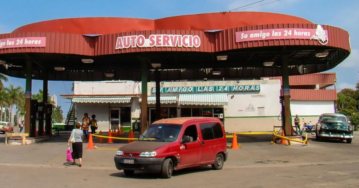 Tankstelle in Kuba (Symbolbild) | Bildquelle: https://www.cibercuba.com/noticias/2020-07-30-u1-e199291-s27061-precio-gasolina-cuba-menos-asequible-mundo-segun-estudio © Cibercuba | Bilder sind in der Regel urheberrechtlich geschützt