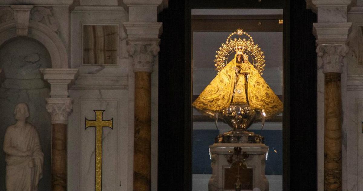 Virgen de la Caridad del Cobre | Bildquelle: https://www.cibercuba.com/noticias/2020-09-02-u199370-e199370-s27061-gobierno-cubano-concede-espacio-iglesia-catolica-medios © Cibercuba | Bilder sind in der Regel urheberrechtlich geschützt