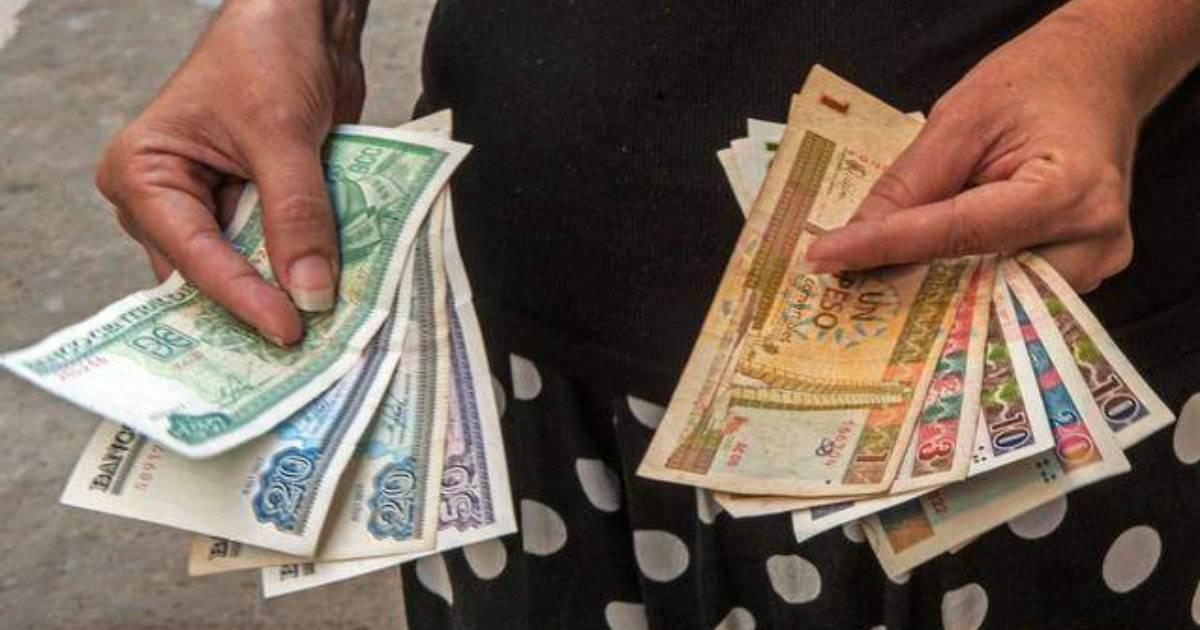 Noch gibt es zwei Währungen in Kuba | Bildquelle: https://www.cibercuba.com/noticias/2020-10-21-u1-e186450-s27061-cimex-prepara-unificacion-monetaria-cuba © Corporación Cimex.SA Oficial/Facebook | Bilder sind in der Regel urheberrechtlich geschützt