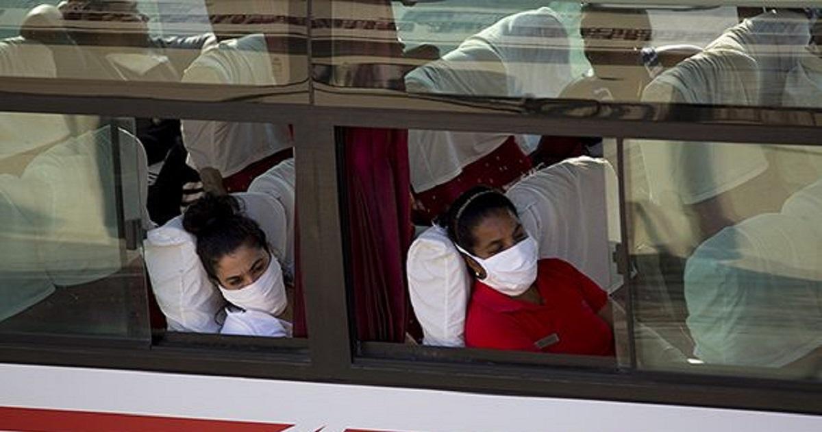 Busreisende in Kuba (Symbolbild) | Bildquelle: https://t1p.de/dn9w © Cubadebate / Ismael Francisco | Bilder sind in der Regel urheberrechtlich geschützt