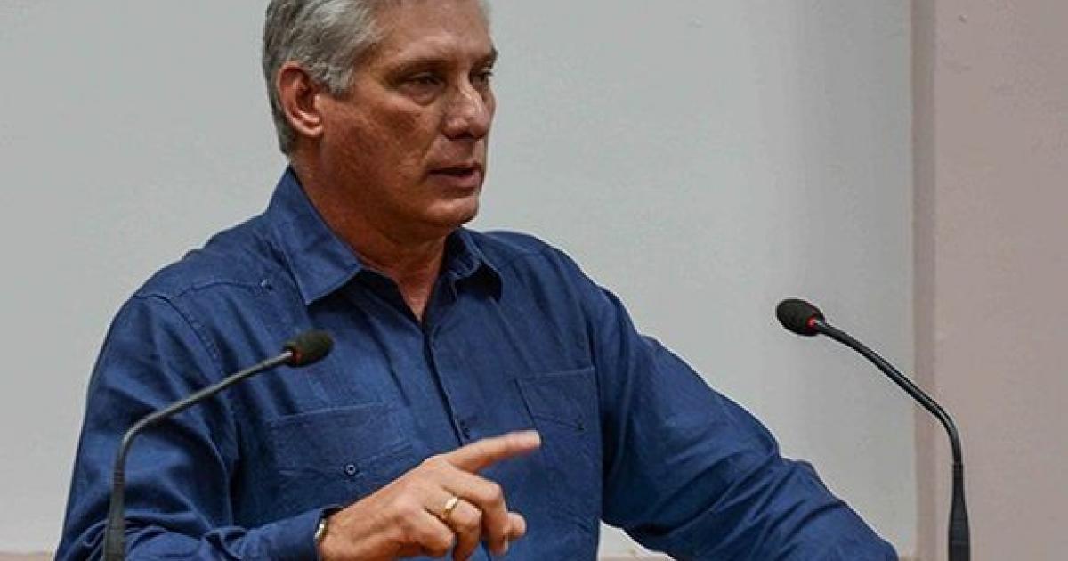 Kubas Präsident Díaz-Canel | Bildquelle: https://t1p.de/ze60 © Miguel Díaz-Canel / Twitter | Bilder sind in der Regel urheberrechtlich geschützt