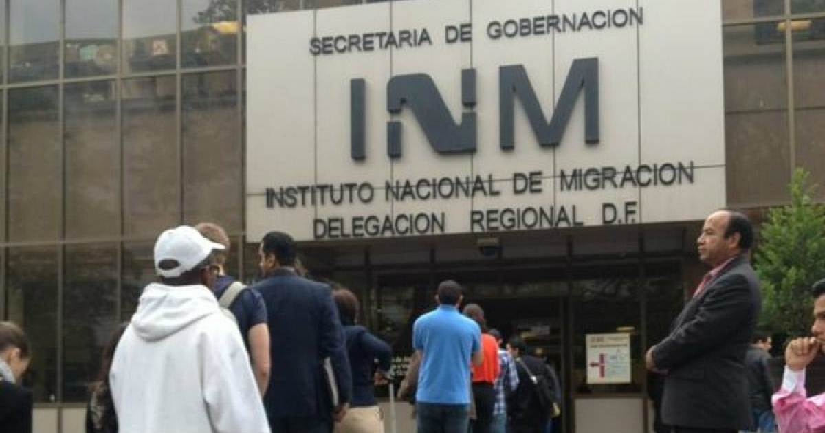 Image result for instituto nacional de migracion