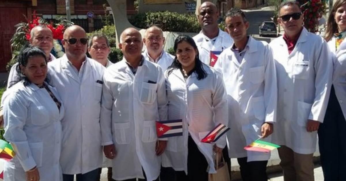 Resultado de imagen para cubanos bolivia
