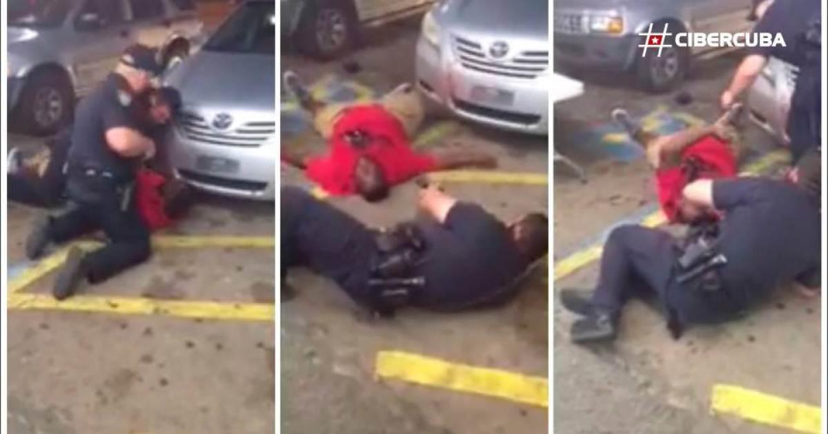 Polic 237 As Matan A Tiros A Norteamericano De Raza Negra